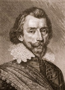 Count Ernst Mansfeld