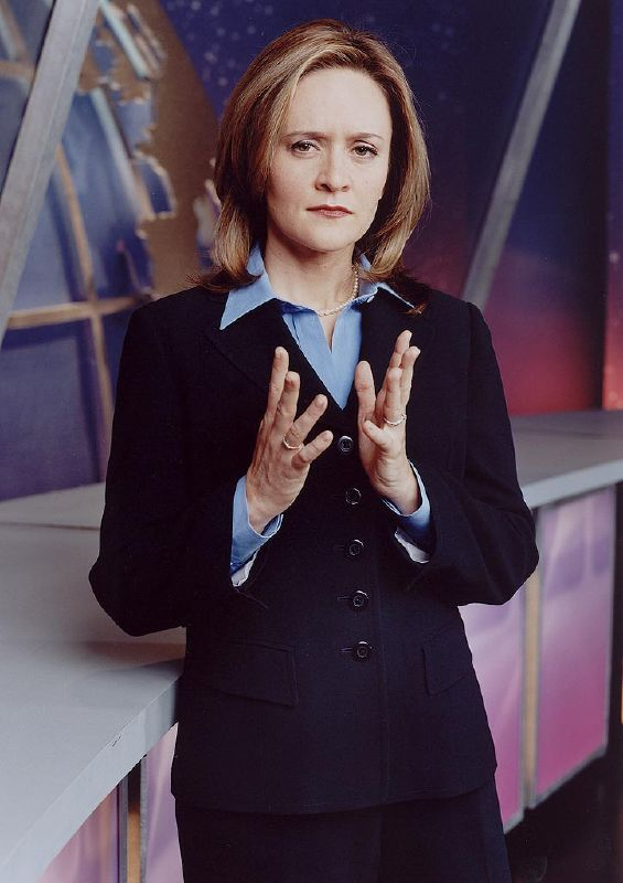Samantha Bee.  Fanpop.com