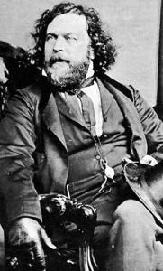 William Howard Russell by Brady