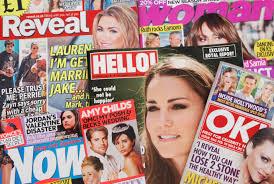 Examples of gossip magazines
