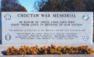 choctawwarmemorial